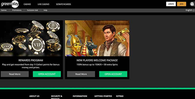 Greenplay Casino Promotions