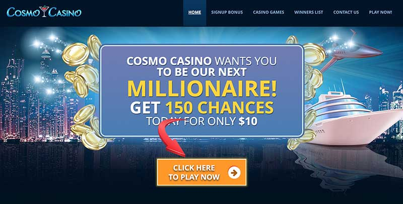 Cosmo Casino Reviews