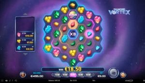 Diamond Vortex Screenshot